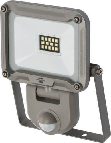 FLOODLIGHT LED WITH PIR SENSOR 10W BRENNENSTUHL