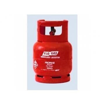 GAS REFILL PROPANE RED 3.9kg (8.5lb)