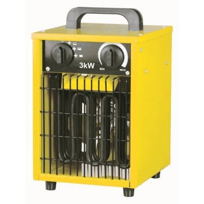 INDUSTRIAL HEATER 3kW BB-FH206