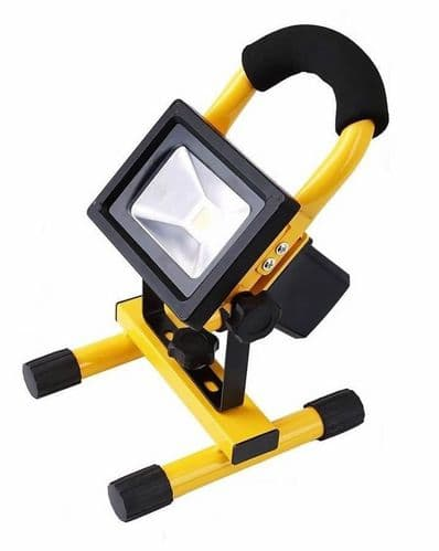 RECHARGEABLE LED WORKLIGHT 10w BB-HL270