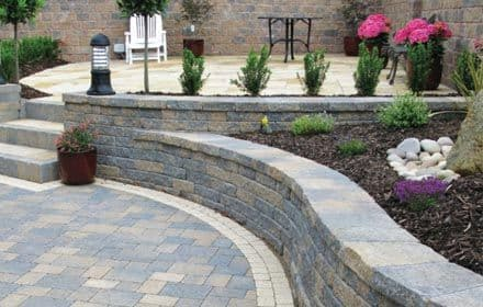 Secura and Garden Stone Walling