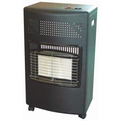 SUPERSER TYPE PORTABLE GAS HEATER 4.2kW BB-PG50