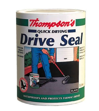 THOMPSONS DRIVE SEAL BLACK 5ltr