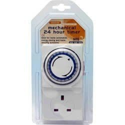 TIMER 24 HOUR PLUG IN 13 AMP (PP1079)
