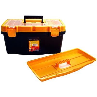TOOLBOX PLASTIC 19in