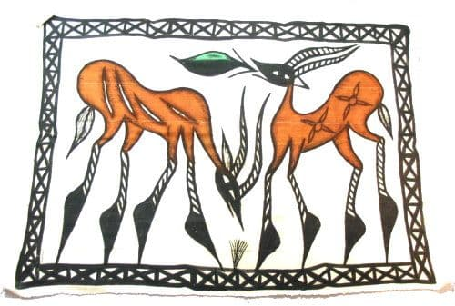 African Wallhangings