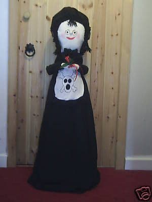 Upright Vacuum cleaner Hoover cover cute Gothic Rocky horror HIde that Hoover