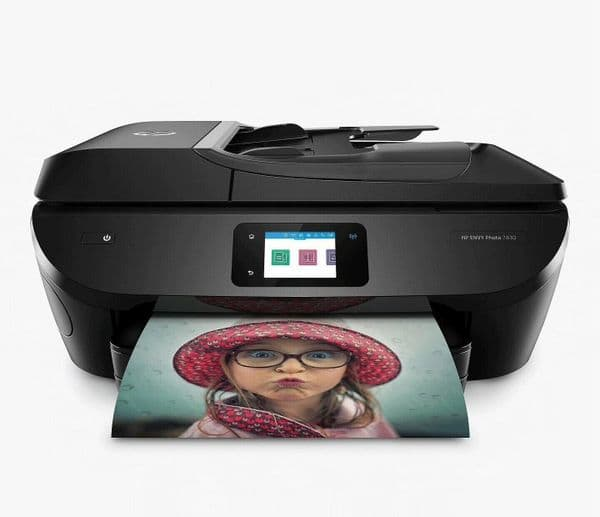HP ENVY Photo 7830 All-in-One Inkjet Printer Y0G50B Print/Copy/Scan
