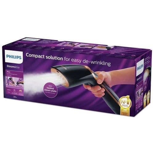Philips Steam & Go Plus GC362/86 Handheld Compact Garment Steamer