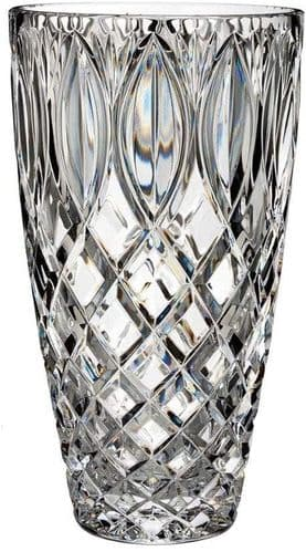 "Waterford Grant 10"" Brand New Crystal Vase BNIB"