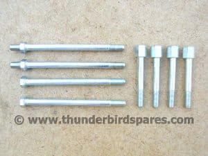 Cylinder Head Bolt Set,Triumph 350/500 Unit Twins all.