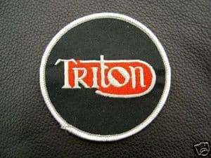 Patch, Triton, Sew On, Rockers Insignia