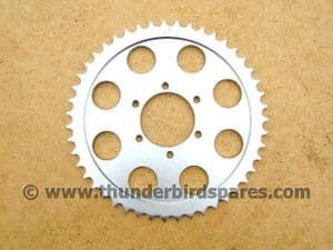 Rear Sprocket, 47T, Triumph, T140D with Lester Mags, 37-7089