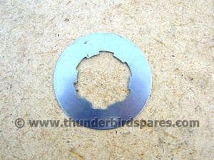 Tab Washer, Gearbox Sprocket Nut, Triumph 650 4-Speed 1963-73, 57-2116.