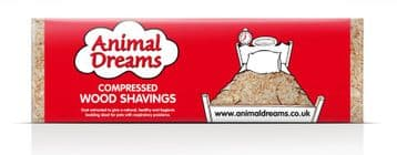 Animal Dreams Compressed Shavings Mini