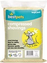 Best Pets Compressed Shavings