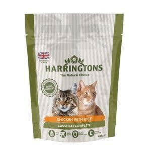 Harringtons Complete Cat Chicken and Rice 2kg