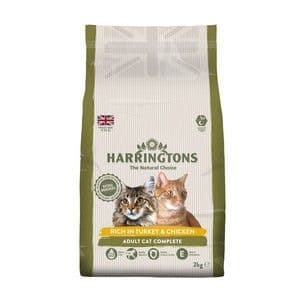 Harringtons Complete Cat Turkey & Chicken 2kg