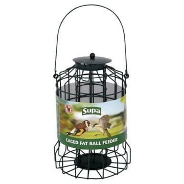 Supa Caged Fat Ball Feeder
