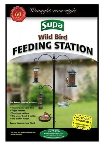 Supa Wild Bird Feeding Station