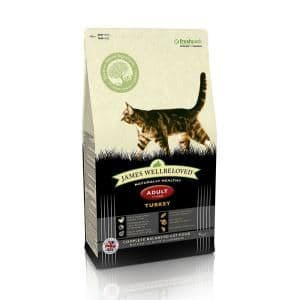 Wellbeloved Cat Food Adult Turkey and Rice 1.5kg