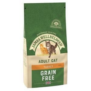 Wellbeloved Cat Food Adult Turkey and Rice 10kg