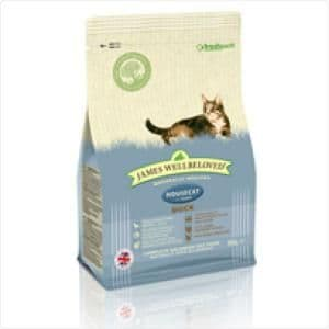 Wellbeloved House Cat Food Duck and Rice 1.5kg