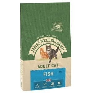 Wellbeloved Ocean White Fish and Rice Adult Cat 10kg