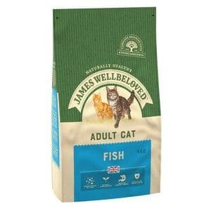 Wellbeloved Ocean White Fish and Rice Adult Cat 4kg