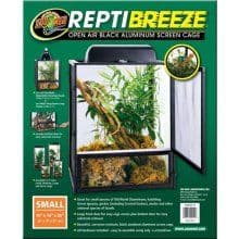 Zoo Med ReptiBreeze Screen Mesh Cage