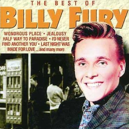 Billy Fury - The Best Of - CD