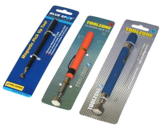 Toolzone 10lb Magnetic Pick Up Tool