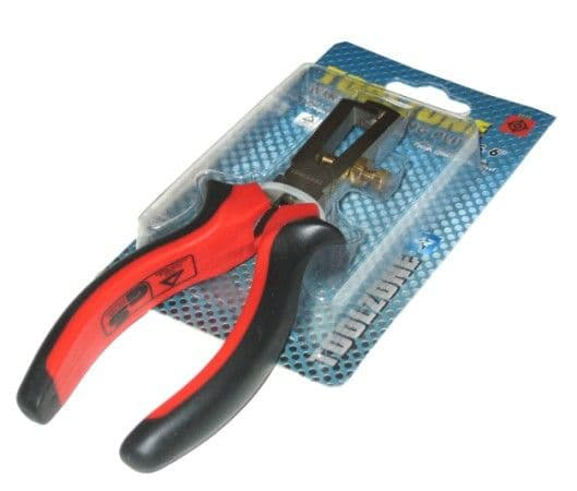 Toolzone 6'' Wire Stripping Plier - Wire Strip | Tools & Leisure