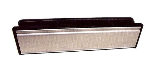 """12"""" LETTER BOX   40-80MM THICK DOORS (MIDRAIL)"""