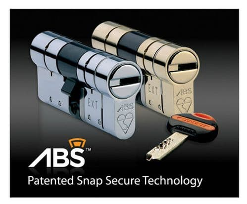 Abs High Security Cylinder