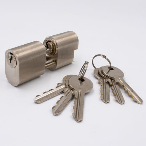 CONTRACT SWEDISH OVAL CYLINDERS