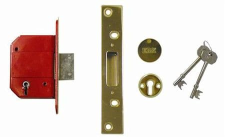 Era Fortress BS 5 Lever Deadlock