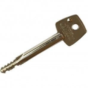 FEDERAL D613 GARAGE DOOR BOLT KEY BLANK