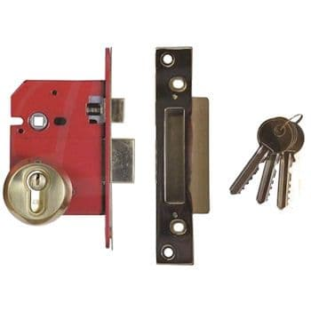 MORTICE LOCKS (for timber)