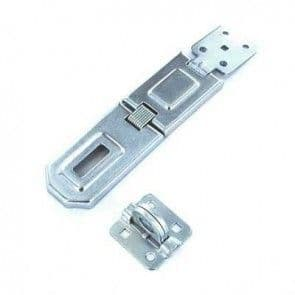 """SECURIT S1449 6"""" HINGED HASP GALV"""