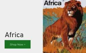 Africa Posters