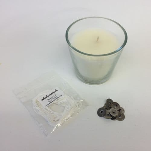 5m WEDO LX Candle Making Wick + 50 Sustainers